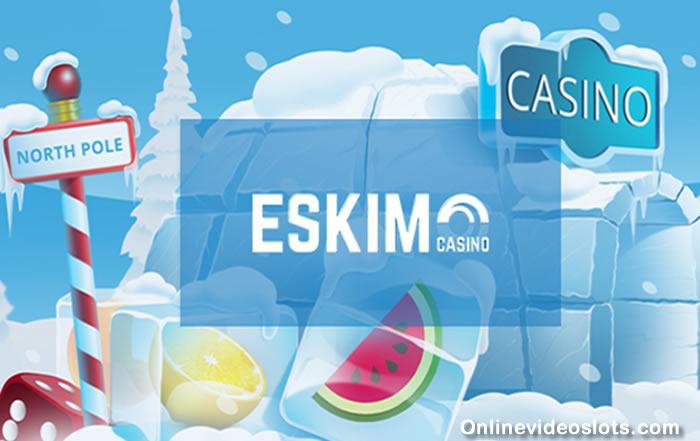 De welkomstbonus van het Eskimo casino