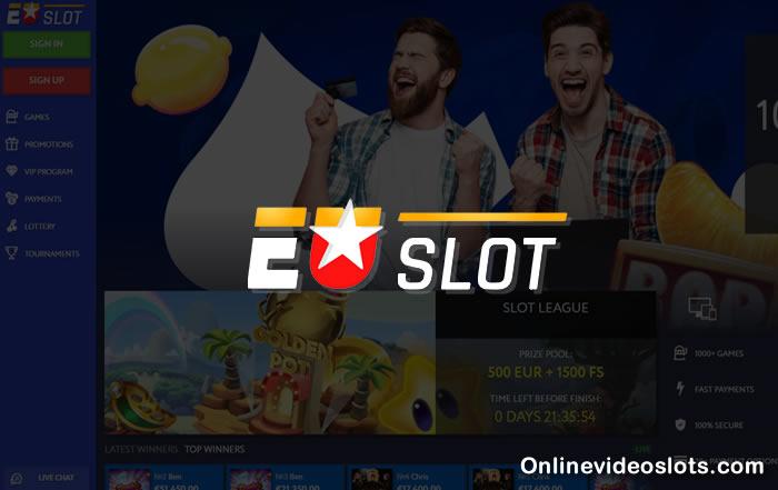 maak kennis met het EUslot casino